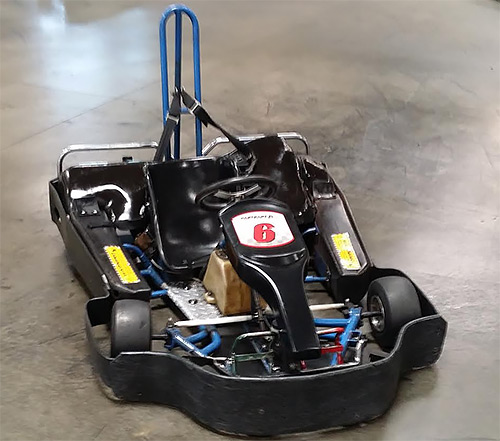 As The Racing Go Kart World Goes Question That Is Asked Over And Gas Vs Electric Karts