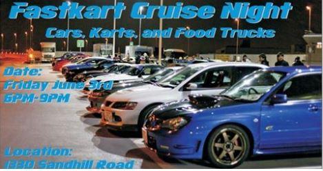 fastkart cruise night 5.23.16